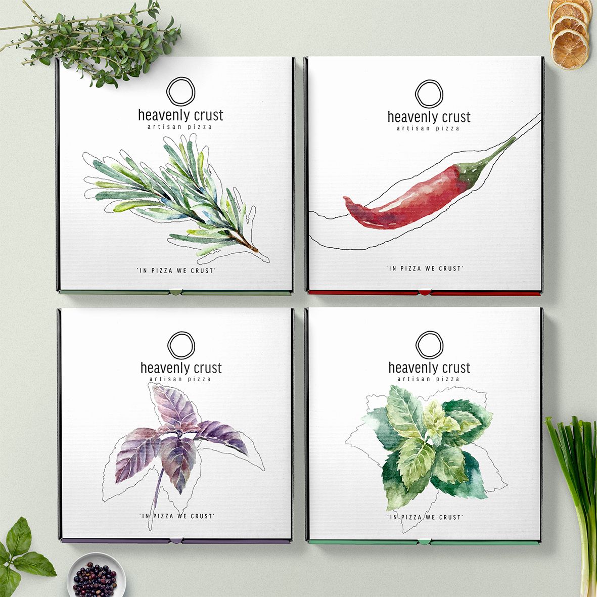 heavenly_crust_pizza_package_packaging_restaurant_identity_herbal